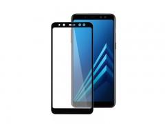 محافظ صفحه نمایش 3D فول چسب COCO مناسب برای گوشی موبایل سامسونگ گلسی  A8 Plus 2018