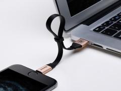کابل تبدیل ۲ کاره USB به لایتنینگ و MicroUSB بیسوس مدل Two In One به طول 0.23 متر