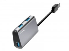 هاب 3 پورت USB 3.0 بیسوس مدل Enjoyment Series USB HUB