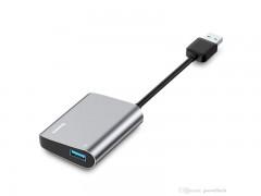 هاب 3 پورت USB 3.0 بیسوس مدل Enjoyment Series USB HUB