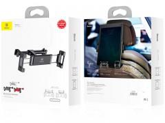 پایه نگهدارنده گوشی موبایل و تبلت صندلی عقب خودرو بیسوس مدل Backseat Car Mount