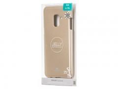 کاور ژله ای مرکوری مدل pearl مناسب برای گوشی موبایل سامسونگ گلکسی A8/A530