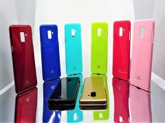 کاور ژله ای مرکوری مدل pearl مناسب برای گوشی موبایل سامسونگ گلکسی A8 PLUS/A730