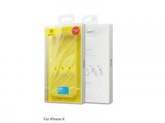 کاور بیسوس مدل Water modeling case مناسب برای گوشی موبایل اپل iphone X
