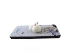 کاور طرح خرگوش نرمالو مناسب برای گوشی آیفون 6/6S