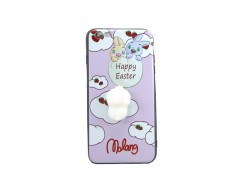 کاور طرح خرگوش نرمالو مناسب برای گوشی آیفون 6 PLUS