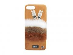 کاور HDSP مدل طرح خرگوش نگین دار مناسب برای گوشی آیفون 7 پلاس