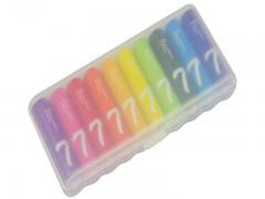 باتری نیم قلمی آلکالاین شیاومی مدل ZI7 بسته 10 عددی