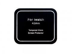 محافظ صفحه نمایش شیشه ای مدل Tempered Glass مناسب اپل واچ سایز 42 میلی متر