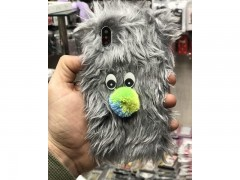 قاب طرح خرس پشمالو مناسب گوشی موبایل اپل ایفون 6 پلاس