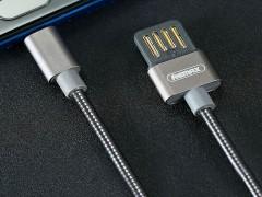 کابل شارژ و انتقال داده MicroUSB ریمکس مدل Rc-080m