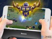 پایه نگهدارنده و خنک کننده موبایل بیسوس  مدل Mobile Games Hand Handle