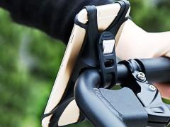 پایه نگهدارنده گوشی موبایل بیسوس مدل Miracle Bicycle Vehicle Mount