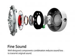 هدفون استریو راک مدل Muma Stereo Headphone RAU0512