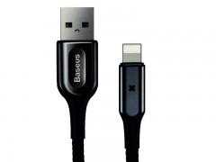 کابل تبدیل USB به لایتنینگ مدل X-Shaped Light Cable به طول 1 متر