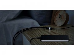 کابل تبدیل USB به USB-C /Lightning /MicroUSB بیسوس مدل Data Faction 3-in-1 طول 1.2 متر
