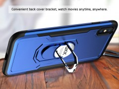 کاور محافظ GKK مدل Armor مناسب برای گوشی موبایل آیفون  X