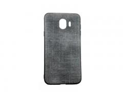 کاور پارچه ایی طرح جین مناسب برای گوشی موبایل سامسونگ J4 plus