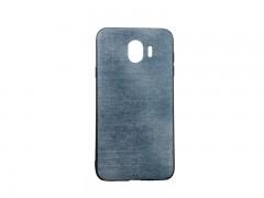 کاور پارچه ایی طرح جین مناسب برای گوشی موبایل سامسونگ J4