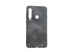کاور پارچه ایی طرح جین مناسب برای گوشی موبایل سامسونگ A9 2018