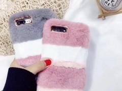 قاب طرح پشمالو رنگی مناسب برای گوشی موبایل اپل آیفون 6 پلاس