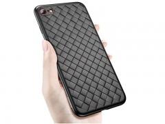 کاور طرح حصیری بیسوس مدل BV Weaving Case مناسب برای گوشی موبایل آیفون 7/8 Plus