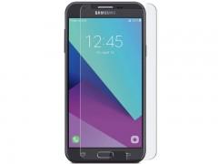 محافظ صفحه نمايش شيشه ای مدل Tempered مناسب برای گوشی موبايل سامسونگ Galaxy J7 Prime 2