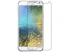 محافظ صفحه نمايش شيشه ای مدل Tempered مناسب برای گوشی موبايل سامسونگ Galaxy E5 E500/E7 E700