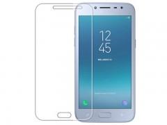 محافظ صفحه نمايش شيشه ای مدل Tempered مناسب برای گوشی موبايل سامسونگ Galaxy J2 Pro 2018
