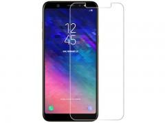 محافظ صفحه نمايش شيشه ای مدل Tempered مناسب برای گوشی موبايل سامسونگ Galaxy A6 Plus 2018