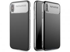 کاور بیسوس مدل Slim Lotus Case مناسب برای گوشی موبایل آیفون X