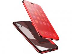 کیف کلاسوری بیسوس مدل touchable مناسب برای گوشی موبایل اپل آیفون X