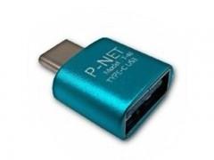 تبدیل USB به Type-C پی نت مدل t-40