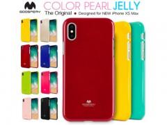 کاور مرکوری مدل Goospery Pearl Jelly مناسب برای گوشی موبایل اپل آیفون X