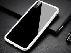 بامپر بیسوس مدل Hard And Soft Border مناسب برای گوشی موبایل آیفون X