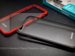 کاور مایگر مدل Tempered Glass Protective مناسب برای گوشی موبایل آیفون 6/6S پلاس