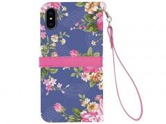 کیف ممومی مدل Flower مناسب برای گوشی موبایل اپل آیفون X