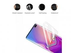 برچسب محافظ صفحه نمایش نانو بلوئو مدل 3D Nano Self-repair مناسب برای گوشی موبایل سامسونگ گلکسی S10 پلاس