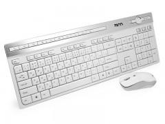 ماوس و کیبورد بی سیم تسکو مدل TKM 7106W