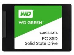 هارد اس اس دی وسترن دیجیتال مدل GREEN ظرفیت 240 گیگابایت
