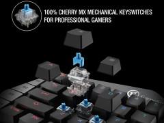کیبورد مخصوص بازی گیم سیر مدل ZI