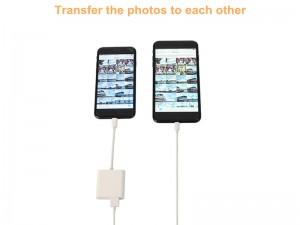 کابل تبدیل Lightning به USB 3 Camera اپل