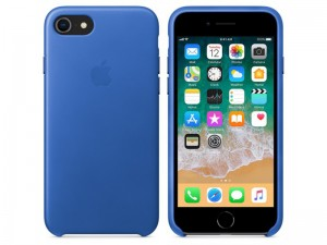 کاور چرمی اصلی اپل مناسب برای گوشی موبایل آیفون 7