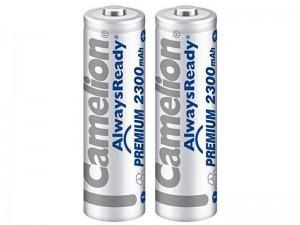 باتری قلمی قابل شارژ کملیون مدل Always Ready با ظرفیت 2300mAh بسته 2 عددی