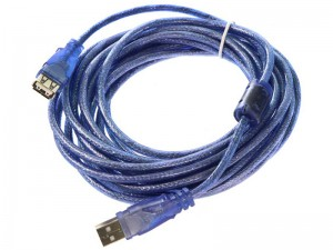 کابل افزایش طول USB تسکو شیلددار مدل TC06 به طول 5 متر