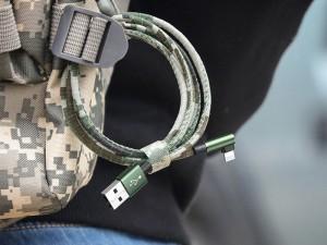 کابل شارژ مخصوص بازی بیسوس مدل Camouflage به طول 2 متر