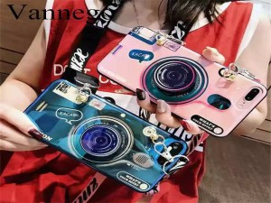 کاور مدل دوربین همراه با پاپ سوکت مناسب برای گوشی موبایل آیفون 6plus