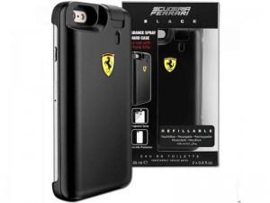 کاور فراری مدل Cover Black مناسب برای گوشی موبایل آیفون 6 همراه با عطر ادوتویلت مردانه با حجم 50 میلی لیتر