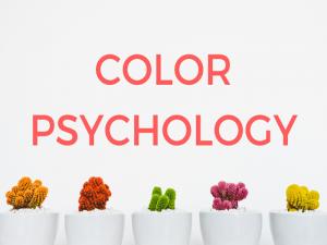روانشناسی رنگ در تجارت الکترونیک