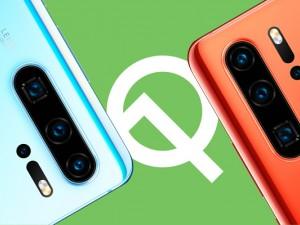 اختصاص اندروید Q به تعدادی از مدل های موبایل هواوی